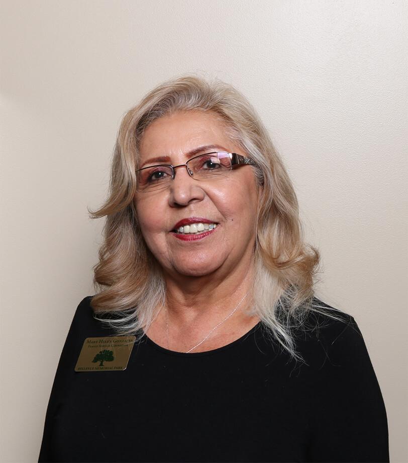 Mary Helen Gonzales